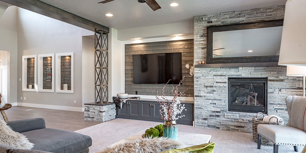 Ideas For A Stunning Accent Wall