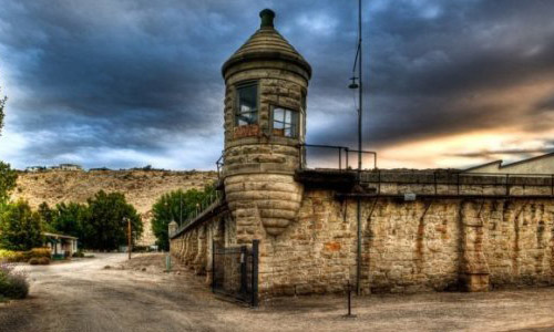 Old Penitentiary in Boise