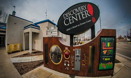Boise Idaho's Discovery Center